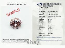 0.135ct! BLUE AUSTRALIAN ARGYLE DIAMONDS SET 100% NATURAL UNTREATED+CERTIFICATE