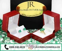 1.55 Carat Certified Loose Colombian Emerald Rich Blue Green Tear Drop Gemstone