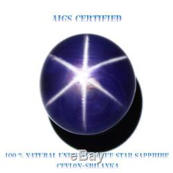 15.660cts AIGS CERTIFIED 100 % NATURAL UNHEATED BLUE STAR SAPPHIRE SRILANKA