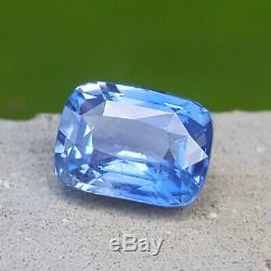 2.05 Carat CERTIFIED Natural BLUE SAPPHIRE Unheated Untreated Loose Gemstone