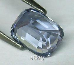 2.72ct Certified Natural Very Rare Blue Color Cushion Cut Sri Lankan Spinel