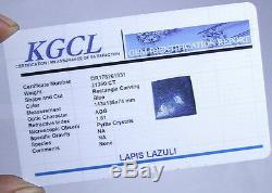21360 Cts/4 Kilo+ Natural Certified Earth Mined Blue Lapis Lazuli Massive Gem