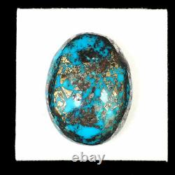 224 Cts Certified Natural Blue Turquoise Top Quaity Huge Museum Grade Gemstone