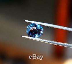 3.00 ct Burmese Sapphire GIA certified 5201300478