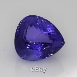 42,60 carats, HUGE TANZANITE NATURAL certified (stones precious)