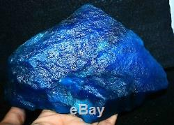 5350.00 Ct Certified Natural Blue Kashmir Sapphire Awesome Huge Gems Rough CX690