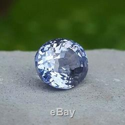 CERTIFIED 1.91 Ct Natural BLUE SAPPHIRE Heated only Loose Gemstone