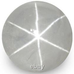 IGI Certified SRI LANKA Fancy Star Sapphire 9.26 Cts Natural Untreated Round