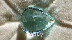 Top Quality 12.21 Carat Git Certified Neon Blue Green Paraiba Tourmaline Pear